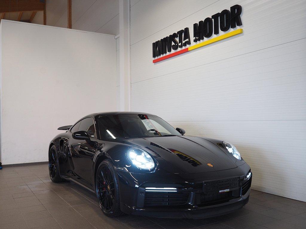 Porsche 992 911 Turbo 580hk 2021