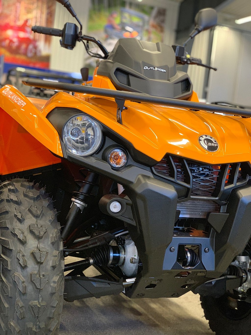 Can-Am OUTLANDER 450 DPS