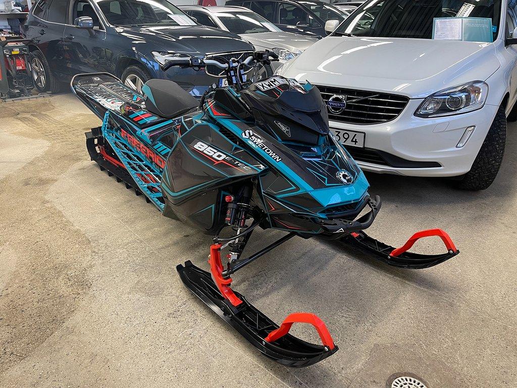Ski-doo Freeride 154 850 LÅGMIL