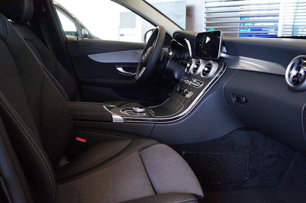 Mercedes-Benz C 200 d Kombi // Privatleasing kampanj 4495:-
