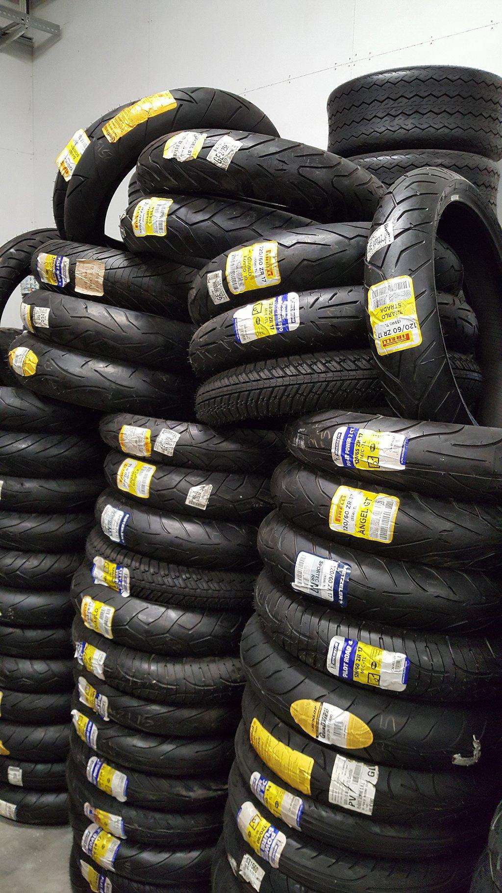 Övrigt Michelin 180-55-17 ZR HWR
