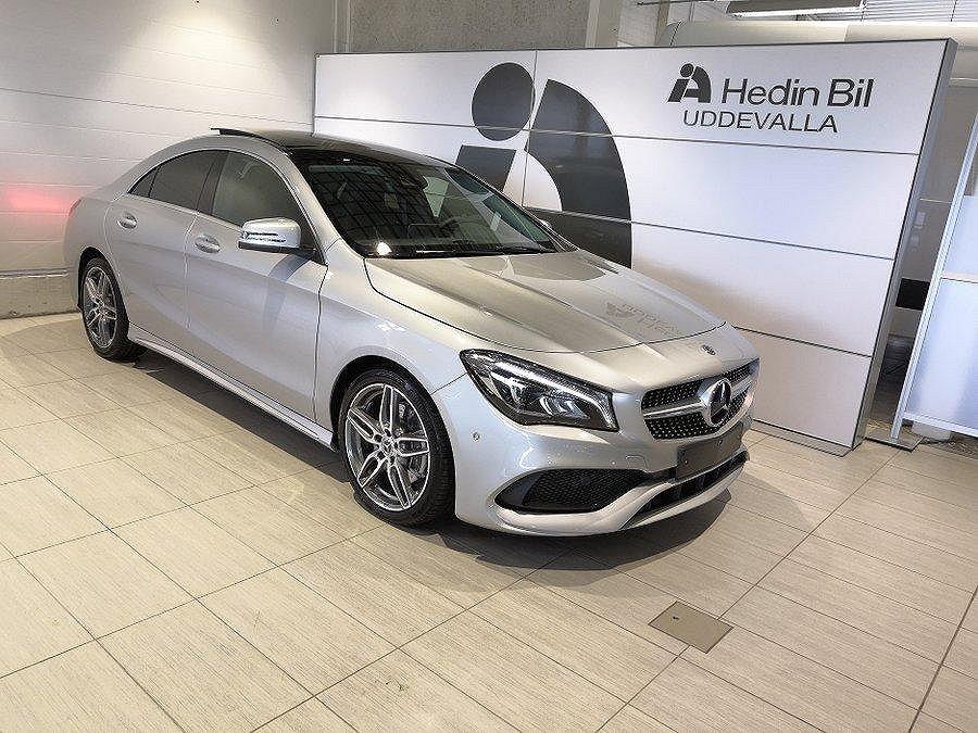 Mercedes-Benz CLA 220d Coupé//AMG-Sky//Harman Kardon