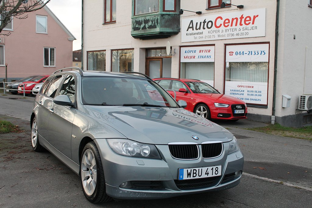 BMW 320 d Edition Fleet Touring Automat Advantage 163hk