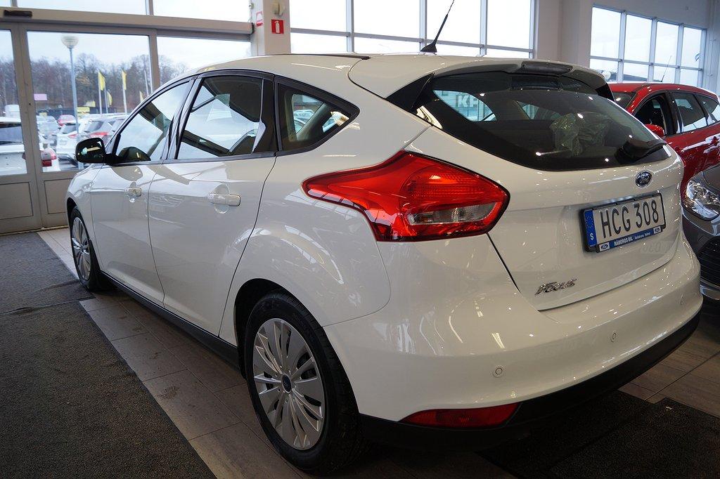 Ford Focus 1.5 TDCi 95hk Euro 6 Trend