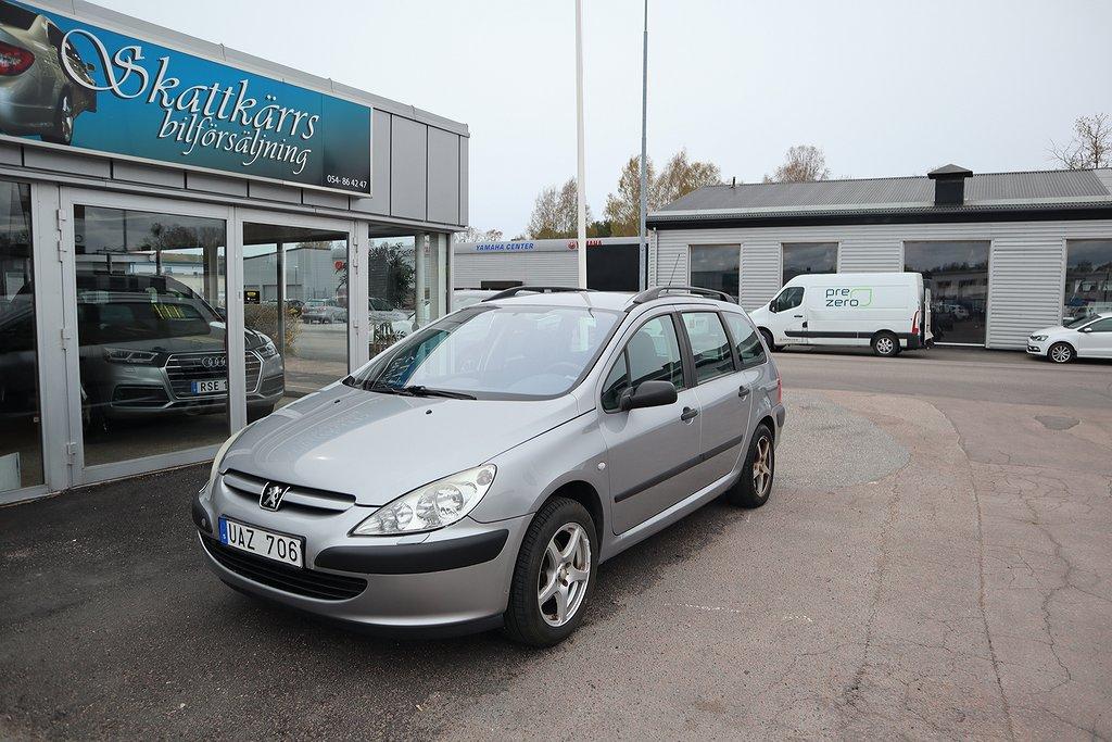 Peugeot 307 Break 1.6 XR 109hk