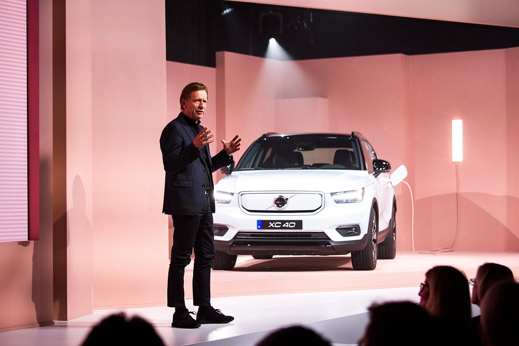 Volvo Cars Moment – Sustainability Live Images