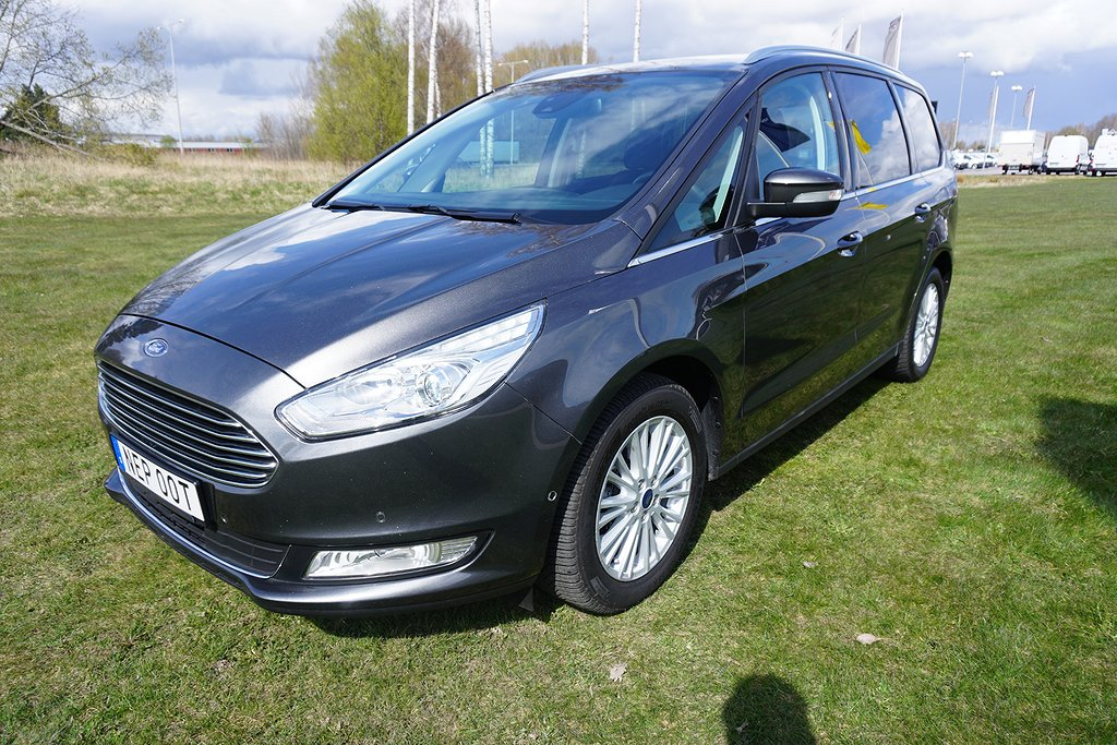 Ford Galaxy 1.5 EcoBoost Euro 6 7-sits 165hk