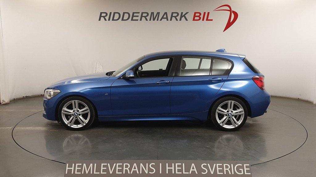 BMW 116i 5dr, F20 (136hk)