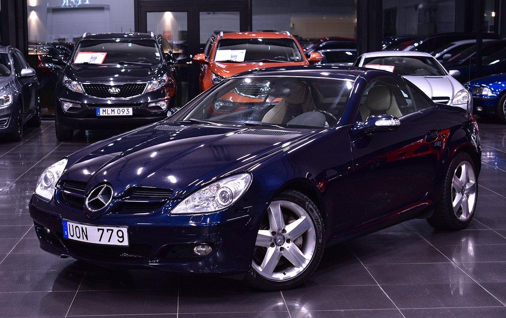 Mercedes-Benz SLK 350 7G-Tronic Designo 272hk|Navi |Nyservad