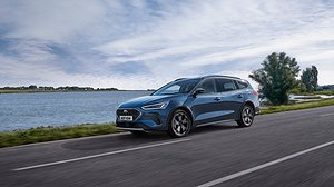 Ford Focus Active. Foto: Ford.