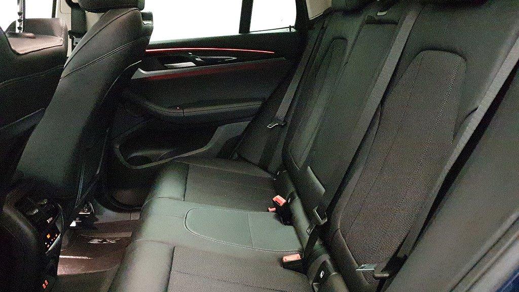 BMW X3 xDrive20d, G01 (190hk+11hk)