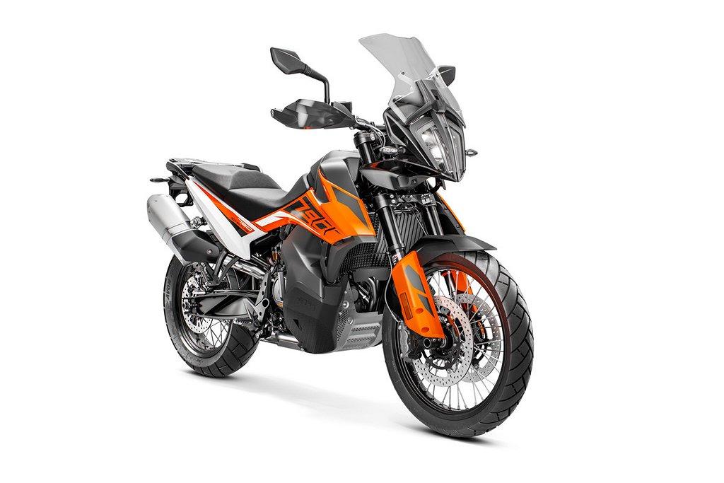 KTM 790 Adventure *Demo* -2019