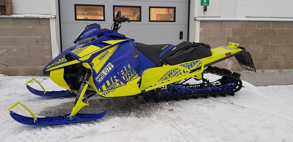 Yamaha Sidewinder MTX 153 LE Rebell