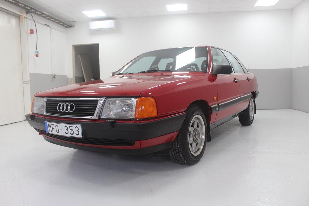 Audi 100 2.2 138hk 0 Kontant