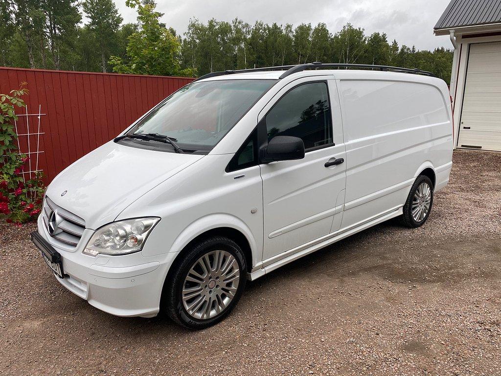 Mercedes-Benz Vito 122 CDI Automat 224hk Drag