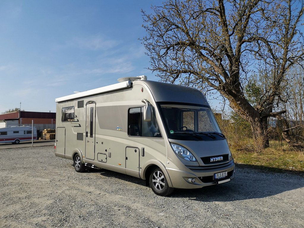 Hymer DuoMobil 634 Ed-S
