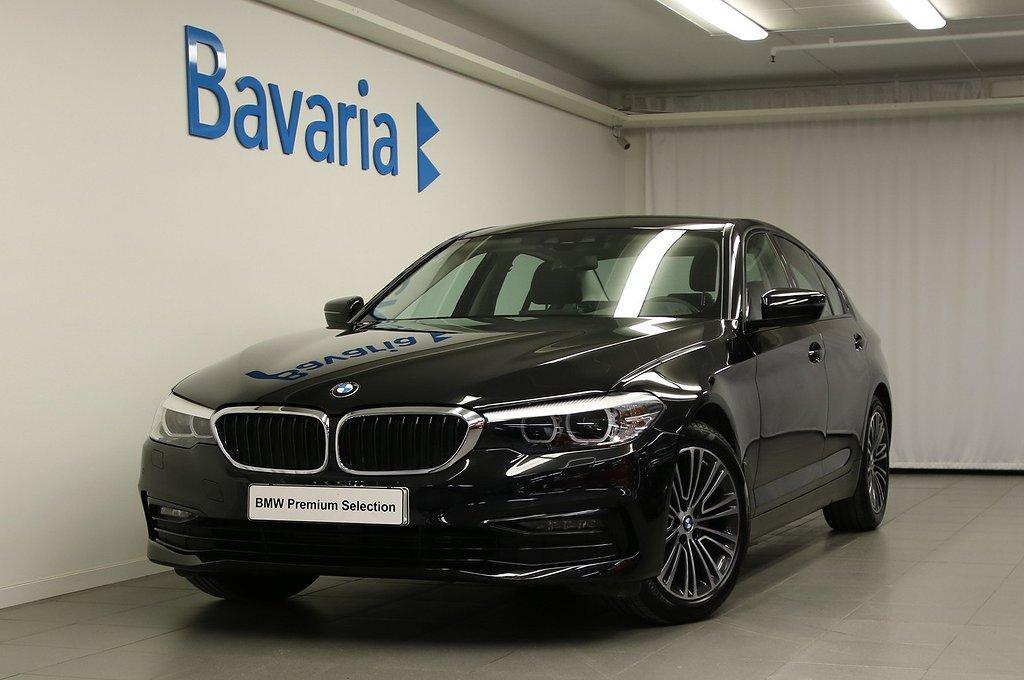 BMW 520 d xDrive Sedan Sport line Winter 1,95% Ränta