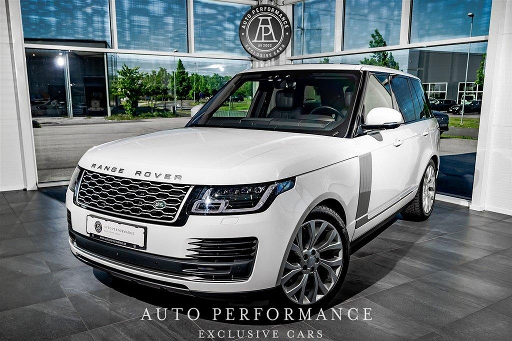 Land Rover Range Rover / Vogue Facelift / Fri hemleverans /