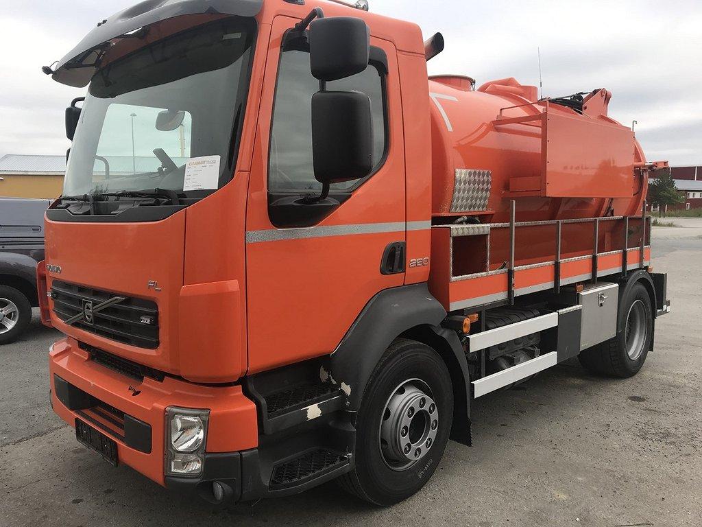Volvo FL 260 EURO5 Combi Spol-/ Slambil