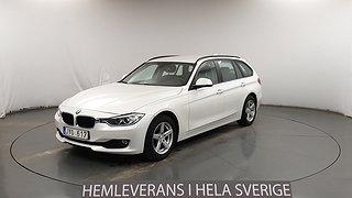 BMW 318d Touring, F31 (143hk)