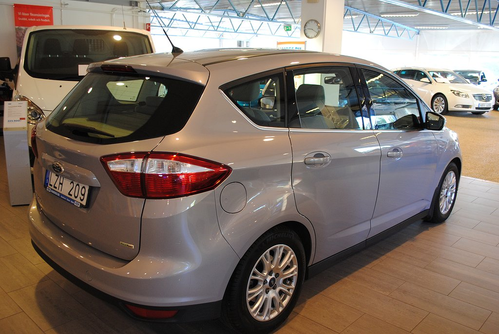 Ford C-Max 1.6 Flexifuel 120hk Titanium