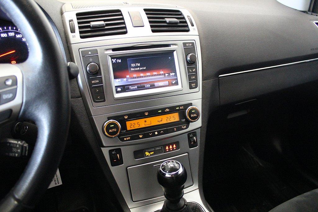 Toyota Avensis, Kombi 2.0 D-4D