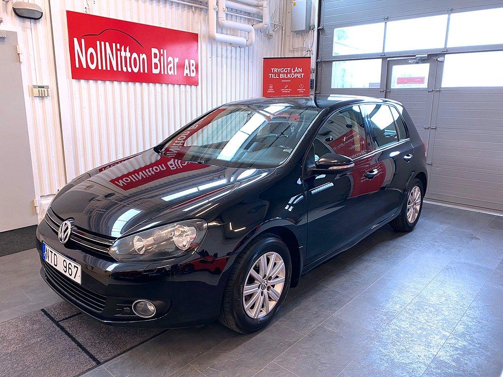 Volkswagen Golf  1.6 Multifuel Comfort,Låga Mil /  102hk