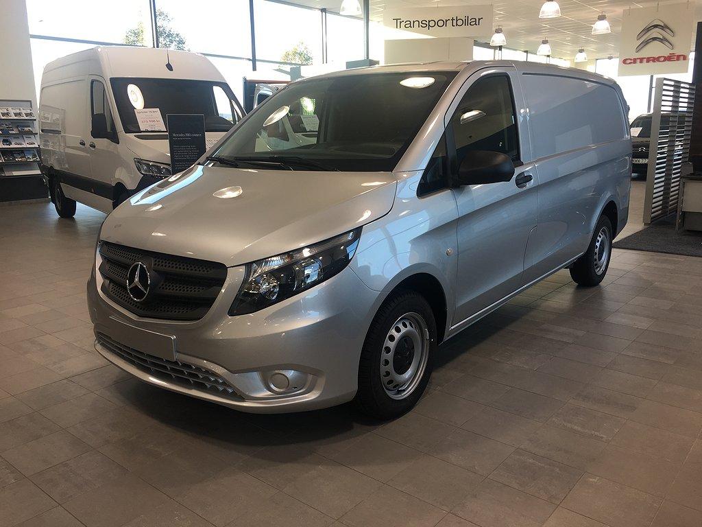 Mercedes-Benz Vito LÅNG KAMPANJBIL