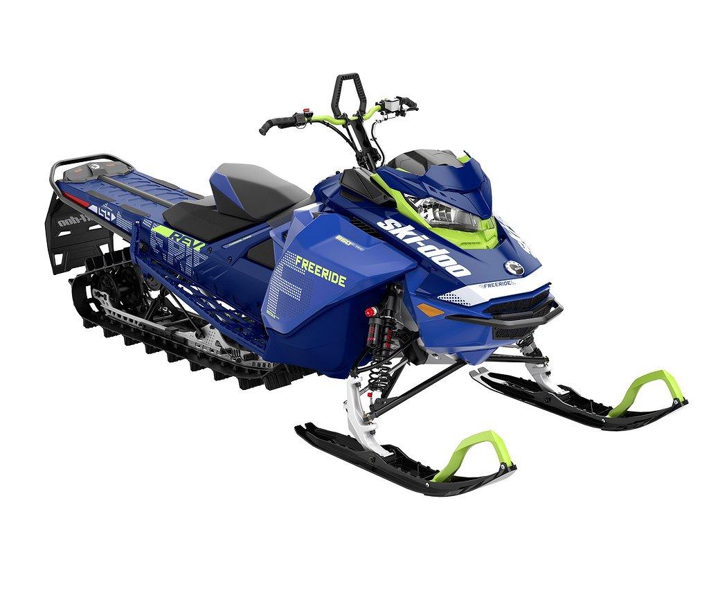 """Ski-doo FREERIDE 154"""" SHOT 850 -2020 *BOKA NU*"""