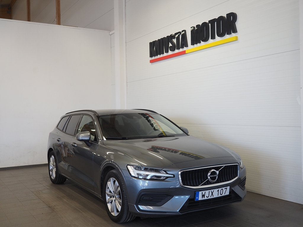 Volvo V60 D3 AWD Momentum, Eu 6 150hk (Navi, Backkamera) 2019