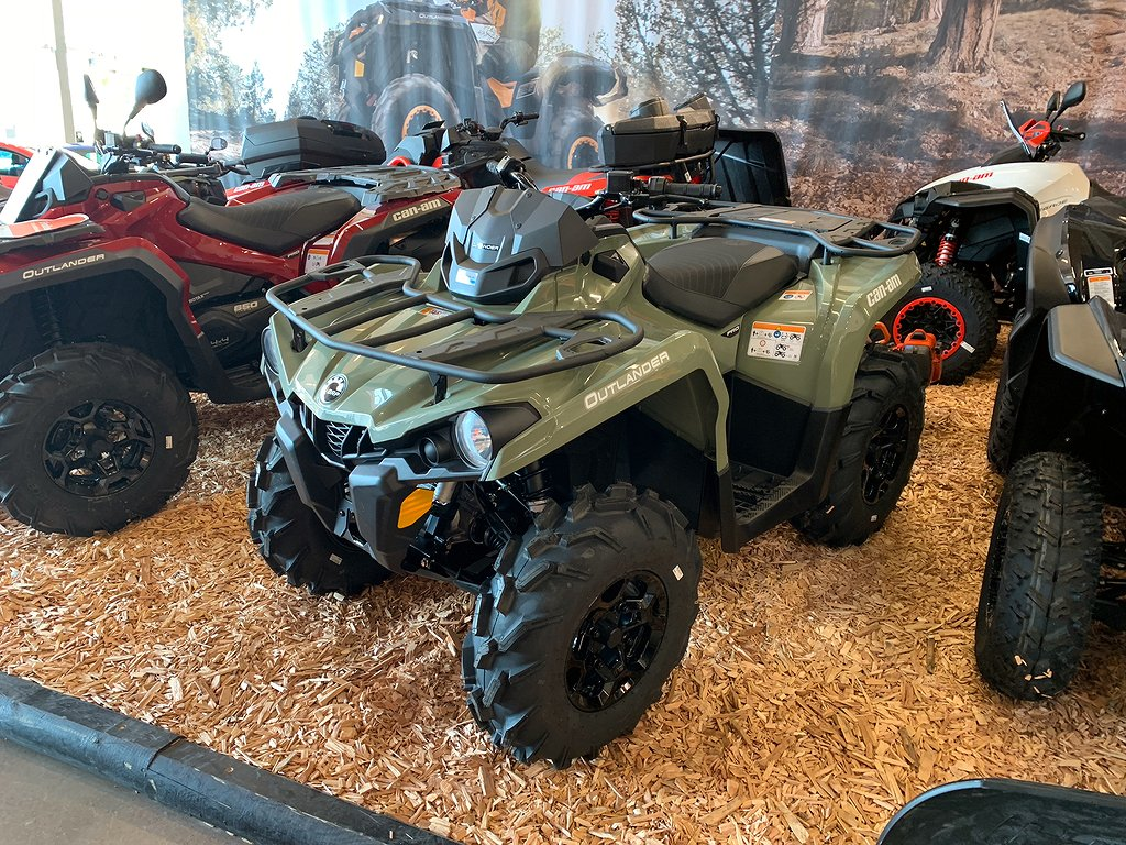 """Can-Am Can-Am Outlander 570 PRO """" Nyhet """""""