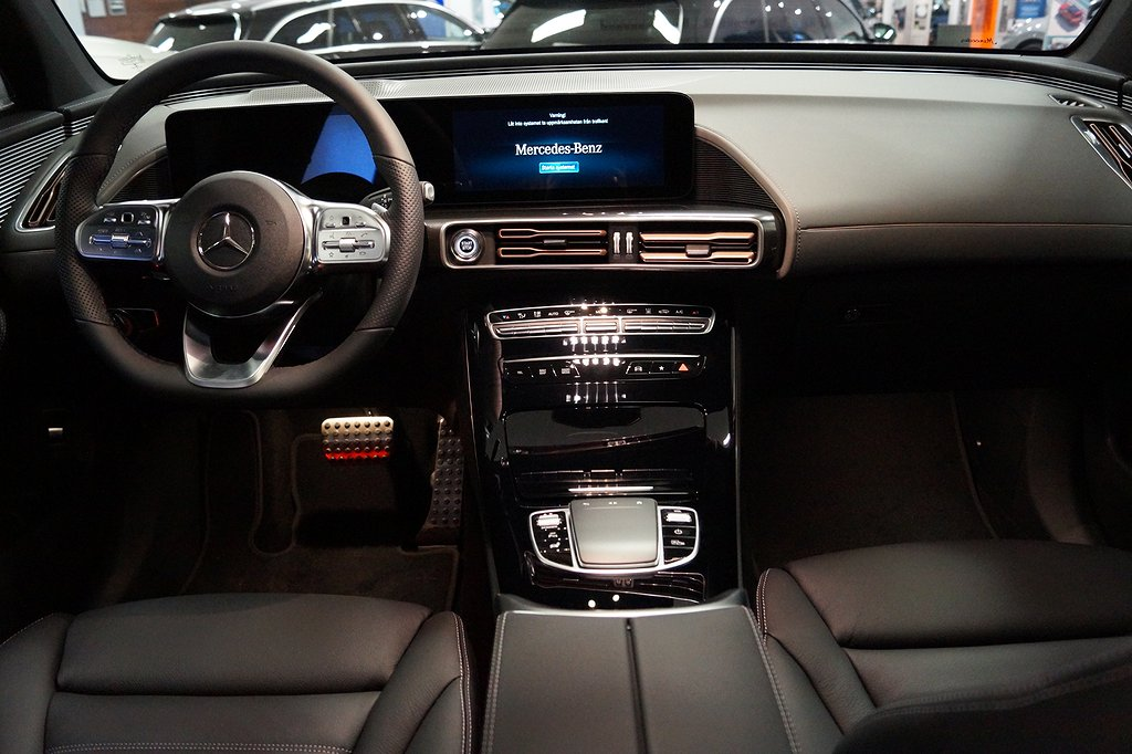 Mercedes-Benz EQC 400 4MATIC / Premium Plus