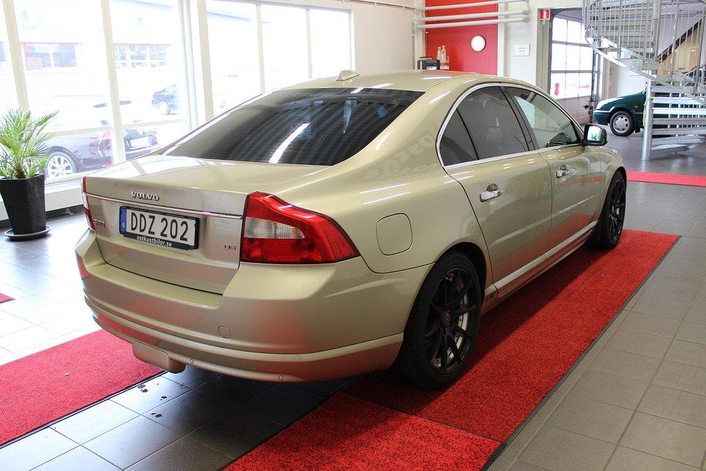 Volvo S80, D5 Aut Momentum 185hk
