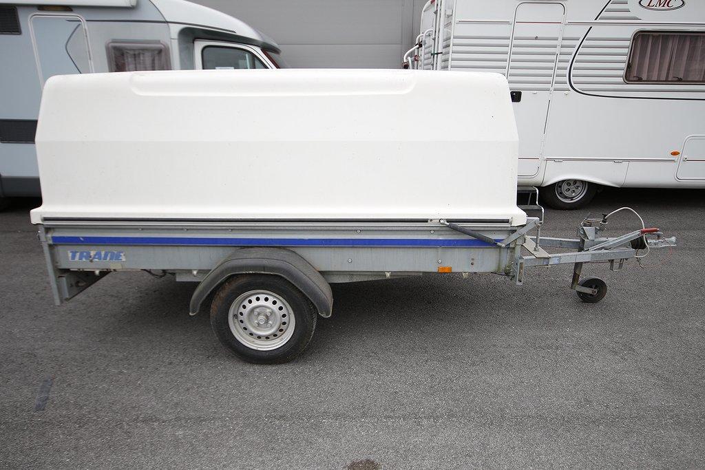 Övrigt TRANE Släpvagn med kåpa