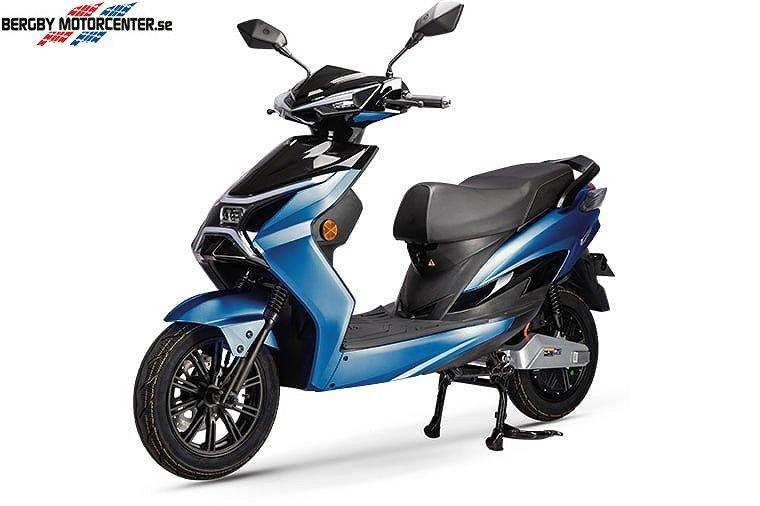 LV X1 EL moped, *Höstkampanj*