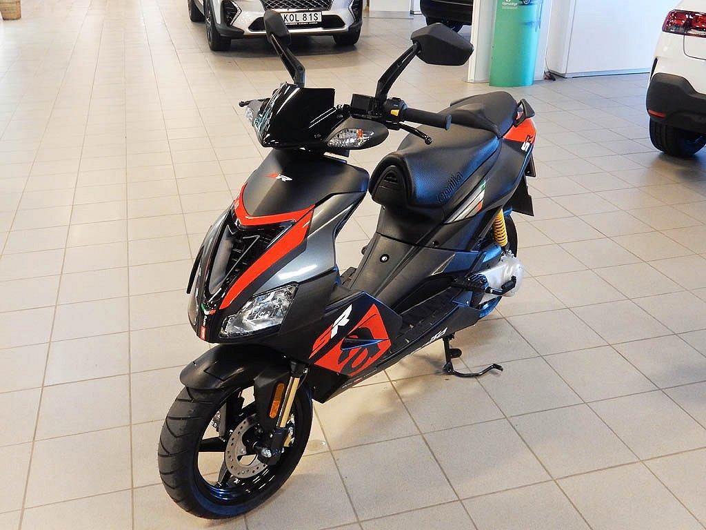 Aprilia SR50 Eu Moped 2019