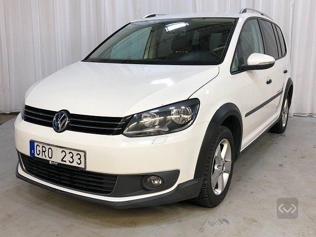 Volkswagen Touran 1.4 TSI (140hk)