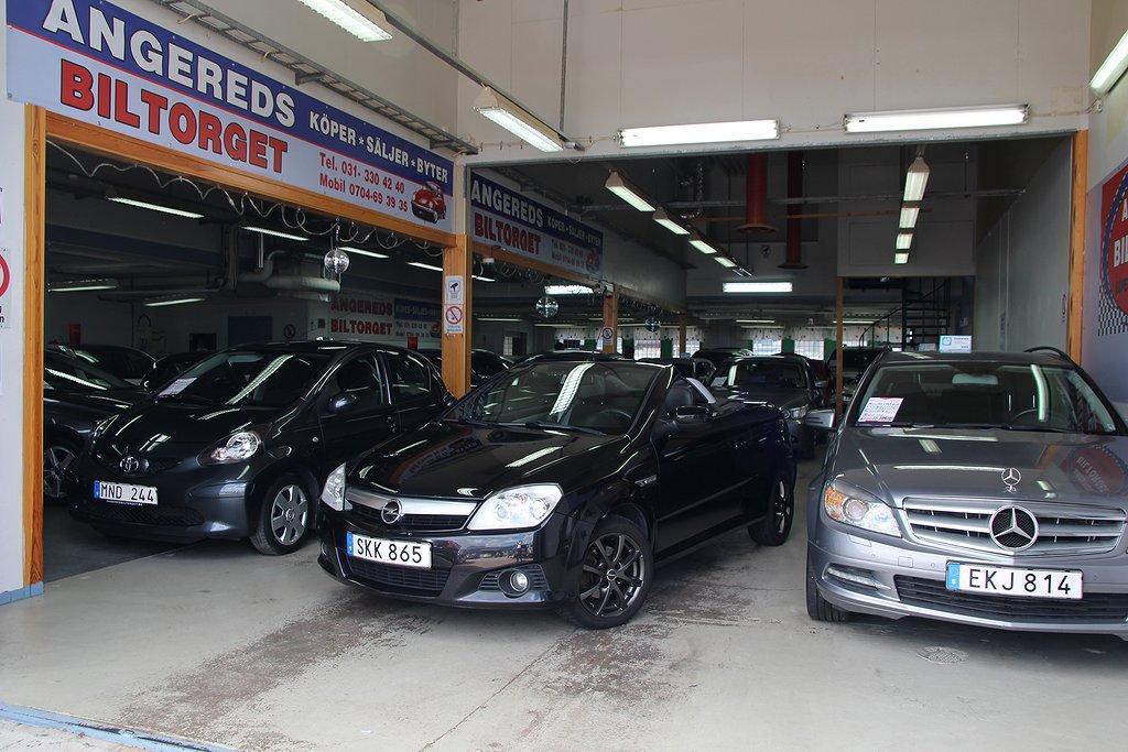 Opel Tigra TwinTop 1.8  Cab 125hk 0%Ränta