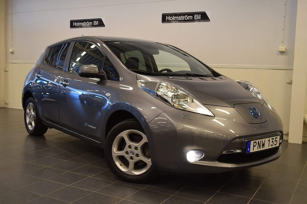 Nissan Leaf 5dr (109hk)