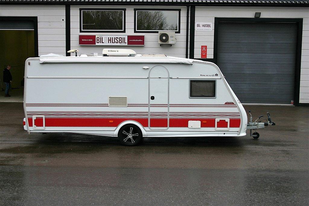 Kabe Royal 560 XL AC, Vinterpris