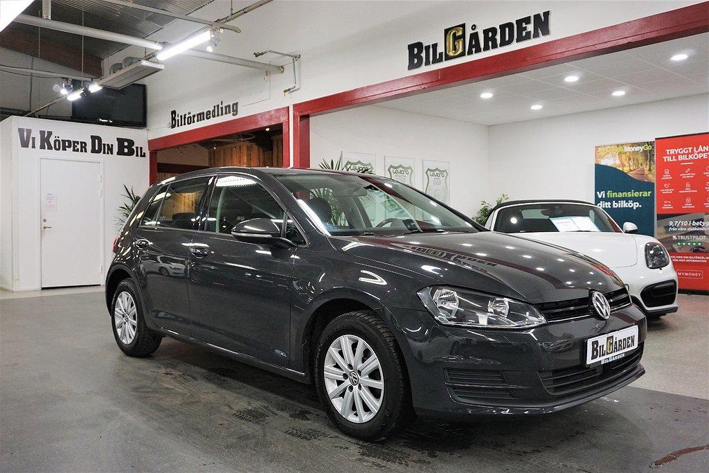 Volkswagen Golf 5-dörrar 1.6 TDI DSG Sekventiell Style 105hk