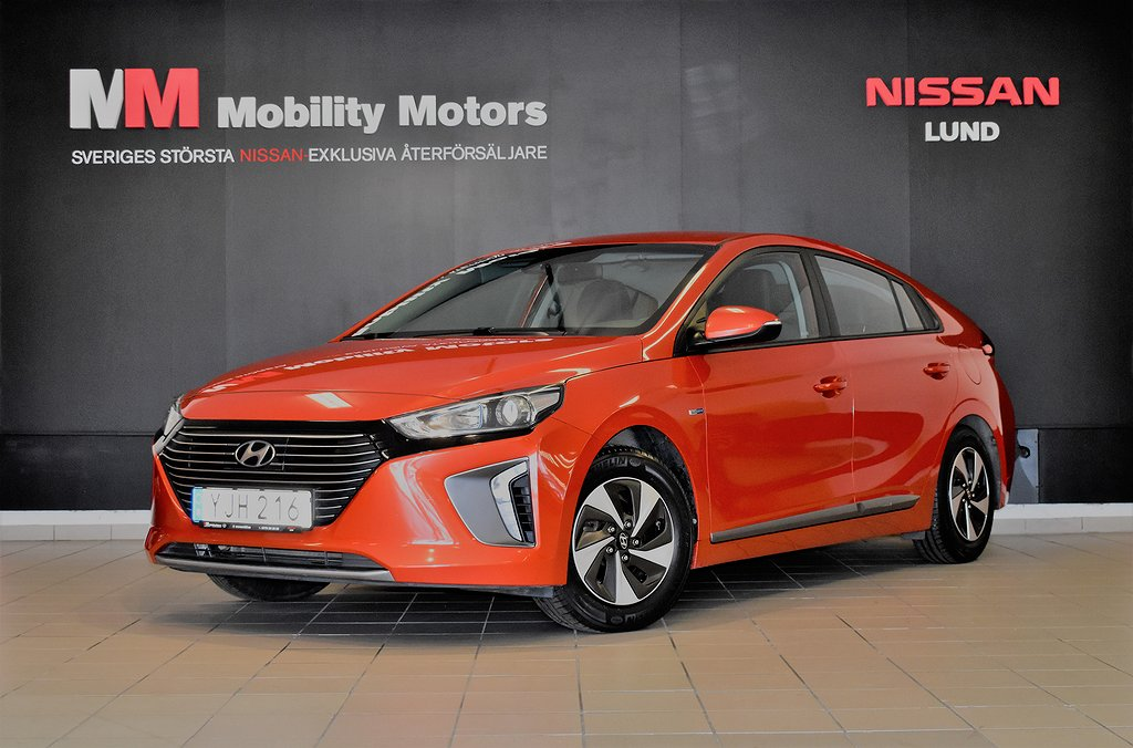 Hyundai IONIQ Hybrid 1.6 DCT Euro 6 141hk