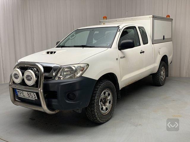 Toyota Hilux 2.5 D-4D 4WD (144hk)