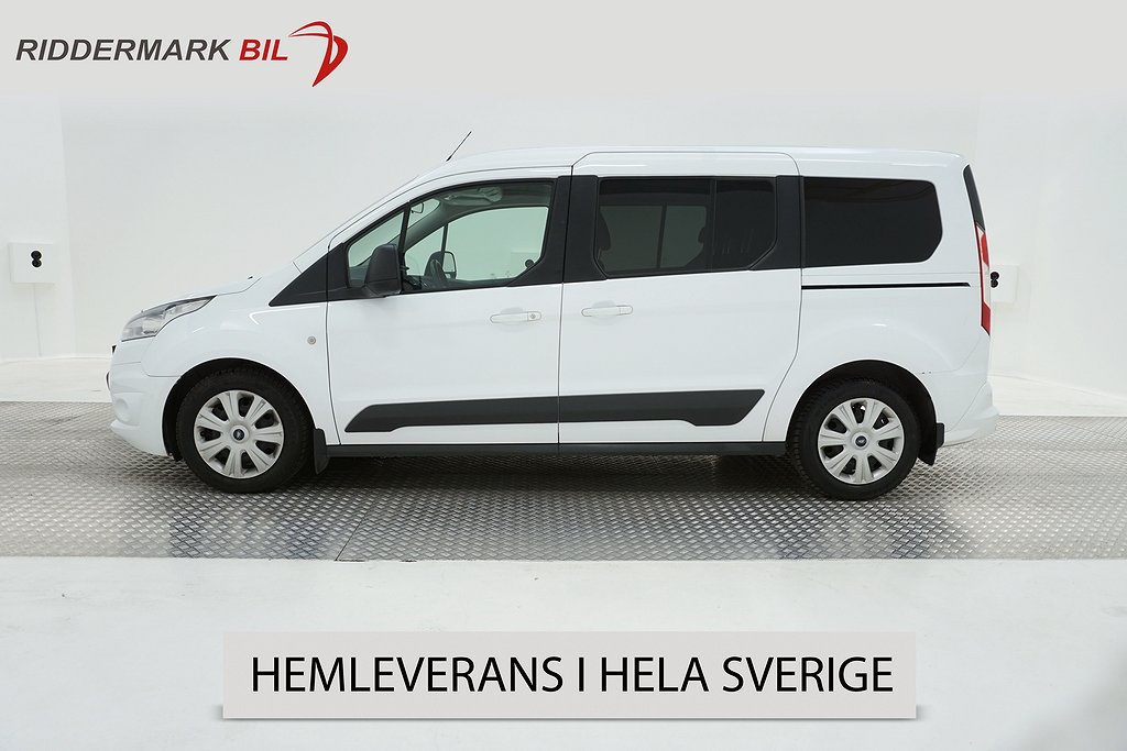 Ford Tourneo Connect 1.5 TDCi (100hk)