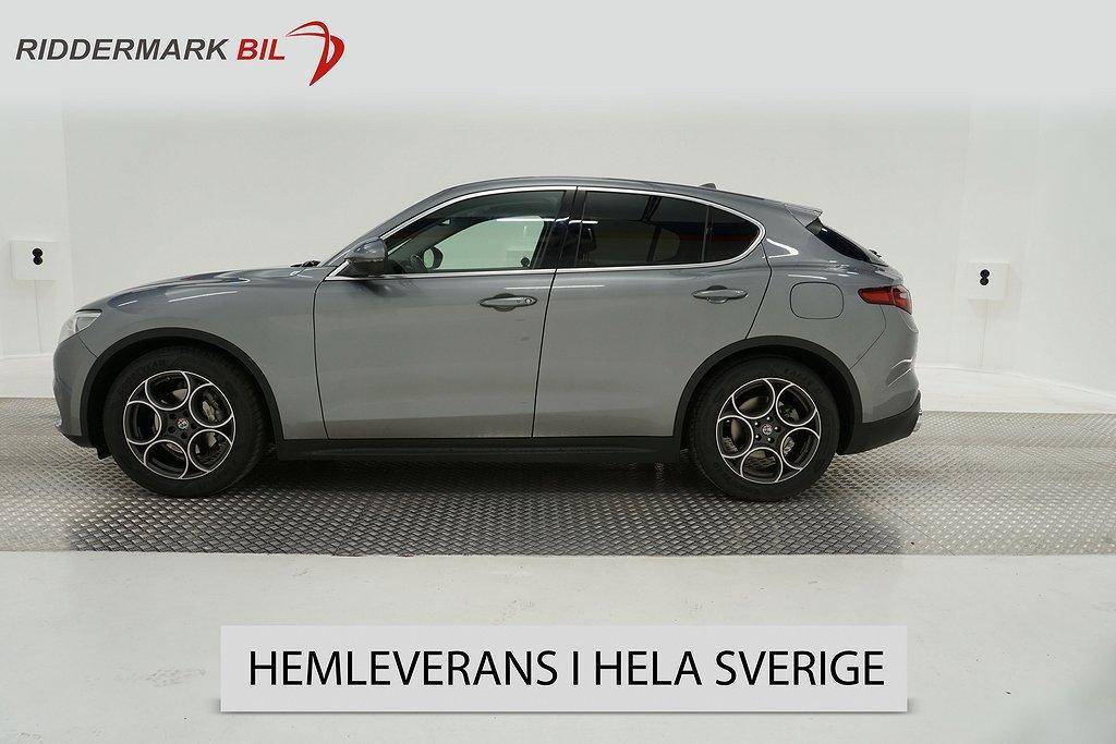 Alfa Romeo Stelvio 2.0 AWD (280hk)