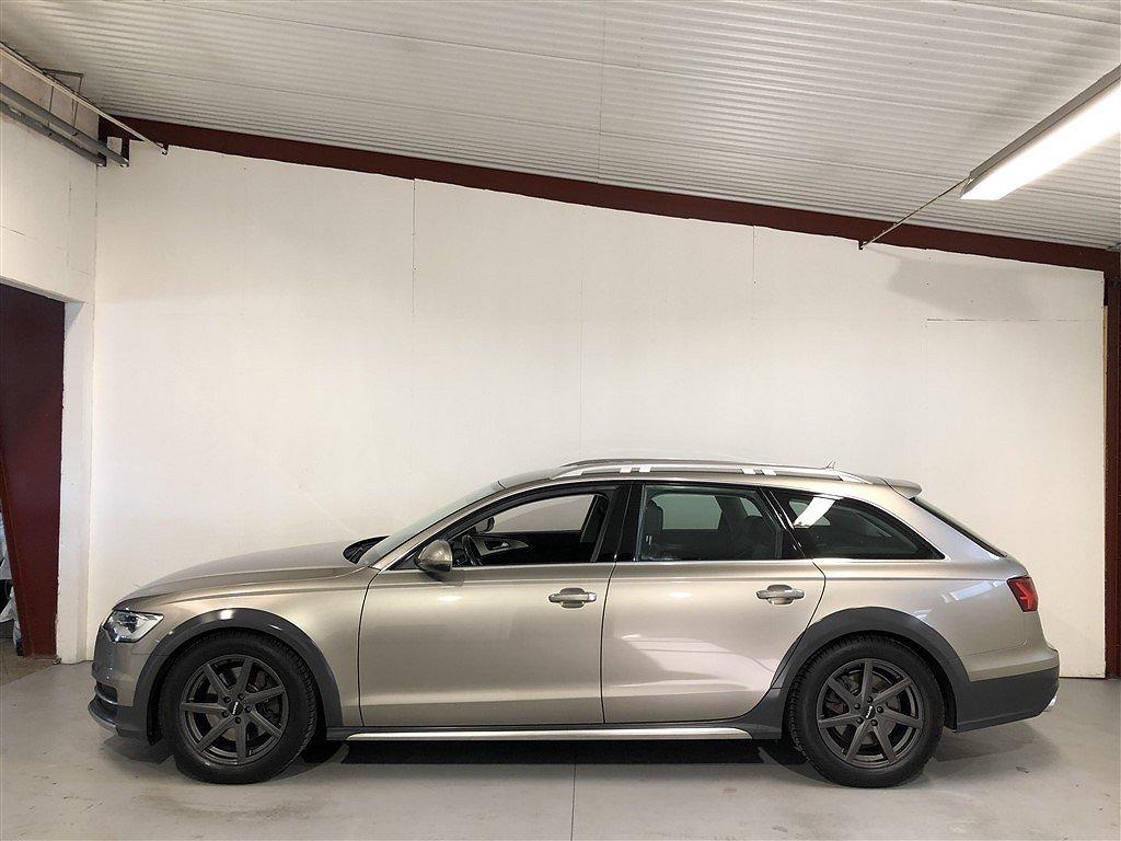Audi A6 Allroad Quattro 3.0 TDI V6 S Tronic 218hk Ambition