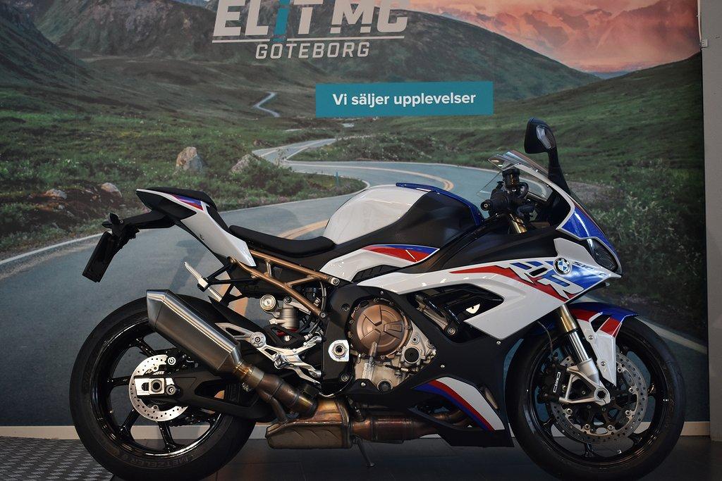 BMW S1000RR | M-PAKET | FULLUTRUSTAD | - ELIT MC