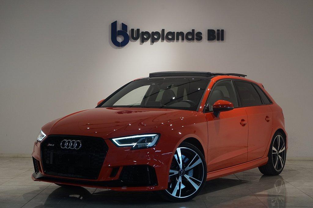 Audi RS3 SPORTBACK RECARO COBRA SEATS 400Hk MINT CONDITION