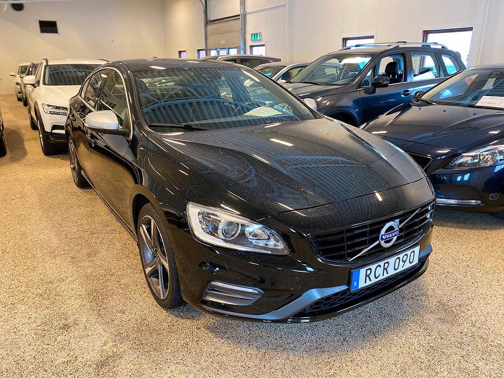 Volvo S60 T3 R-Design Euro 6 152hk