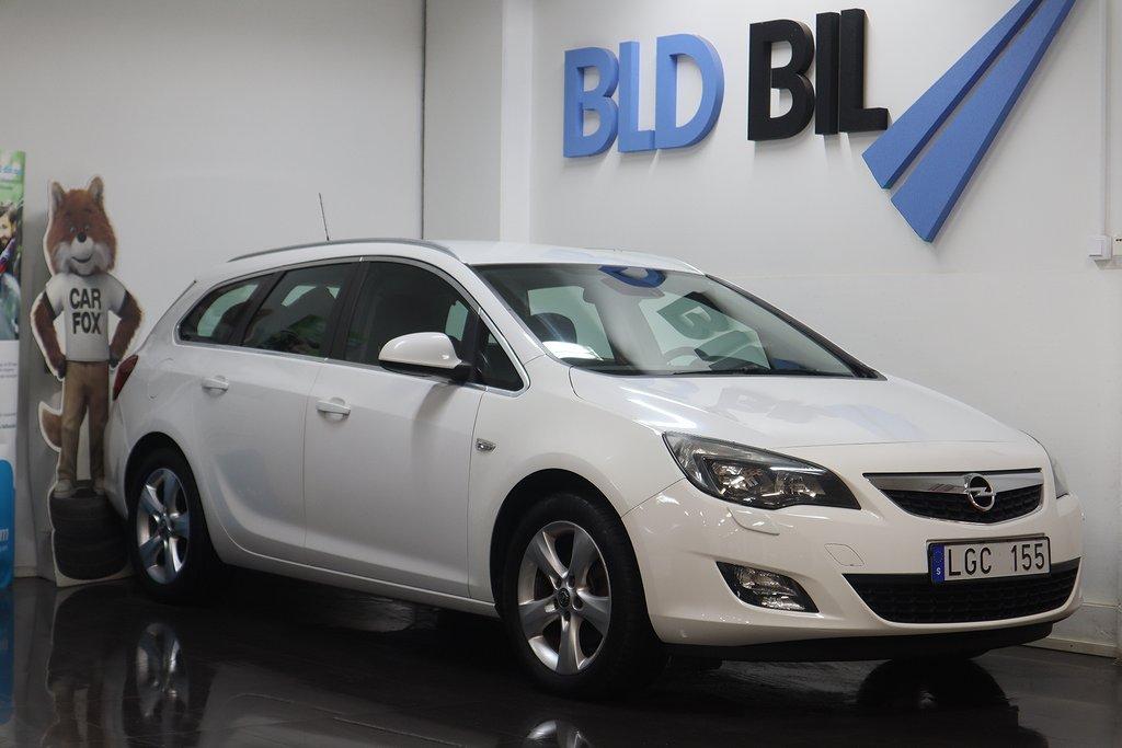 Opel Astra Sports Tourer 1.7 CDTI NYBES 125HK